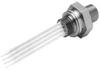 Pressure Sensors, Transducers -- NPI-19J-201AH-ND -Image