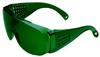 Jackson Safety Unispec II V10 Polycarbonate Standard Welding Glasses Shade 5.0 Lens - Wrap Around Frame - 761445-19631 -- 761445-19631