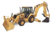 450E Backhoe Loader -- 450E Backhoe Loader