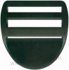 Double Bar Buckles -- PL-DB/134 - Image