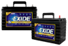 Exide® Extreme™ Cycler 200 & Exide® Extreme™ Power 1000 - Lead-Acid (Flooded) Battery - Image