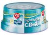Memorex CD-R 80 LightScribe (20 Pack) -- 32024732