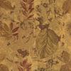 Allover Leaf Chenille Fabric -- R-Tilton - Image
