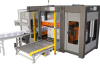 Floor-Level Palletizer and Stretch Wrapper -- FL1000-SW - Image