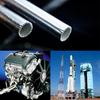 Aluminum Heat Deflecting Fiberglass Sleeving -- AFRS