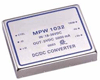 Ultra-Miniature, High Isolation, Single Output DC/DC Converters -- MPW1000 Series 25-30 Watt