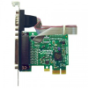 1 Port RS232 PCI Express Serial Card -- PX-475 - Image