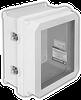 RVJB1210 - 12 x 10 Enclosures - RVJB - NEMA 4X -- RVJB1210HWLL2