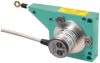 Cable pull rotary encoder -- ECA10TL - Analog