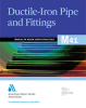 M41 (Print + PDF): Ductile-Iron Pipe and Fittings, Third Edition -- 30041-SET -Image