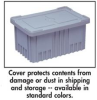 Cover For Dividable Grid Container -- HCOV93000CL -Image