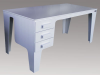 All-Polypropylene Work Station -- 7018-41 - Image