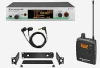 G3 Wireless Microphone System (SR 300, EK 300, IE 4 and GA 3) -- ew 300 IEM G3