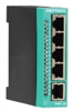 Stand Alone Switch Ethernet Module - DIN Rail Mounting -- SW5-SA