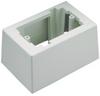 Surface Raceway : Surface Mount Boxes, Faceplates, & Receptacles : Low Voltage Surface Mount Boxes -- JB1DEI-A