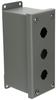 Steel pushbutton enclosure Wiegmann PBGX3 -Image