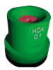 Ceramic Inserted Hollow Cone Spray Nozzle -- HCA