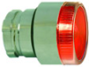 22mm Illuminated Flush Push Button -- 2ALF7LB-110 -Image