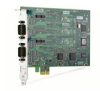 NI PCIE-8431/2, 2 Port, RS485/RS422 Serial Interface -- 782124-01