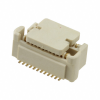 Rectangular - Board to Board Connectors - Arrays, Edge Type, Mezzanine -- A119323TR-ND