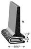 Flap Seal -- 5B100B3X1/16A