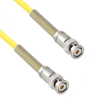 Halogen Free Cable Assembly TRB 3-Slot Plug to Plug with Bend Reliefs .245