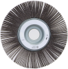 Merit AO Coarse Arbor Unmounted Flap Wheel -- 08834120169 - Image
