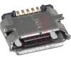 USB SOCKET; TYPE B,USB 2.0 MICRO SOCKET-RIGHT ANGLE (SURFACE MOUNT) -- 70182297