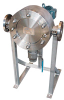 Self cleaning strainer 50 - Safety strainer for rotating equipment
