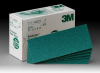 3M(TM) Green Corps(TM) Paper Sheet 252U, 3 2/3 in x 9 in 36 E weight, 100 sheets per box 10 boxes per case -- 051131-02227