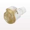 Coupling Body, In-Line Hose Barb with Lock, Straight Thru -- MPXK17839 -Image