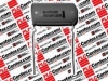 CORNELL DUBILIER PVC2033 ( MIN QTY 1000 FILM CAPACITOR; CAPACITOR TYPE:GENERAL PURPOSE; CAPACITANCE:0.33ΜF; CAPACITANCE TOLERANCE:± 10%; VOLTAGE RATING:200VDC; CAPACITOR DIELE ) -Image