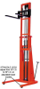 DEPENDABLE STRADDLE STACKERS -- HPS-262
