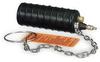 Muni-Ball Plug,Pneumatic,12 to 24In -- 5NRW1