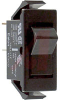 Switch, Snap-In AC Rocker, MIDSize, 16A@125VAC/250VAC; SPST, (ON)-NONE-OFF -- 70155698