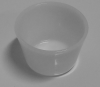 Fused Quartz Labware Crucibles - Broad Base