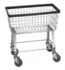 R&B Wire - Economy Laundry Cart -- RBW-96B