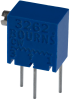 Trimmer Potentiometers -- 3262X-105LF-ND -Image