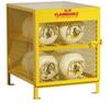 Steel Cylinder Storage Cabinet -- CAB356 -- View Larger Image