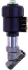Pressure actuated angle seat valves -- 8474400.0000.00000