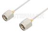 SMA Male to SMA Male Cable 48 Inch Length Using PE-SR047AL Coax -- PE3387LF-48 -Image