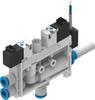 Vacuum generator -- OVEL-7-H-15-PQ-VQ4-UA-C-A-V1V-H3 -Image