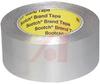 Tape, Foil; 60; -54 to 149 degC; 4.6 mils; 8%; 47; Aluminum Foil; Shiny Silver -- 70113904