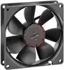 Fan; 92 mm L x 92 mm H; 25 mm; 24 VDC; 49 CFM @ 0 PSI; 37 dBA; Ball Bearing -- 70104801