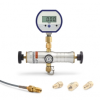 DP0V (100 psi / 7 bar) pump, 15 psi digital gauge, 3ft hose, 1/4