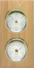 Catalina, Brass cases, Silver dials, Oak panel