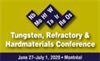 Tungsten Conference -- International Conference on Tungsten, Refractory & Hardmaterials