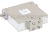 High Power Isolator SMA Female with 18 dB Isolation from 1 GHz to 2 GHz Rated to 100 Watts -- FMIR1000 -Image