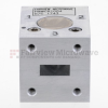 WR-42 Waveguide Circulator with 18 dB Min. Isolation from 18 GHz to 26.5 GHz using Cover Flange in Aluminum -- FMWCR1004 -Image