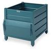 Bulk Container,L 44,W 36,H 24,Steel -- 4TJ21